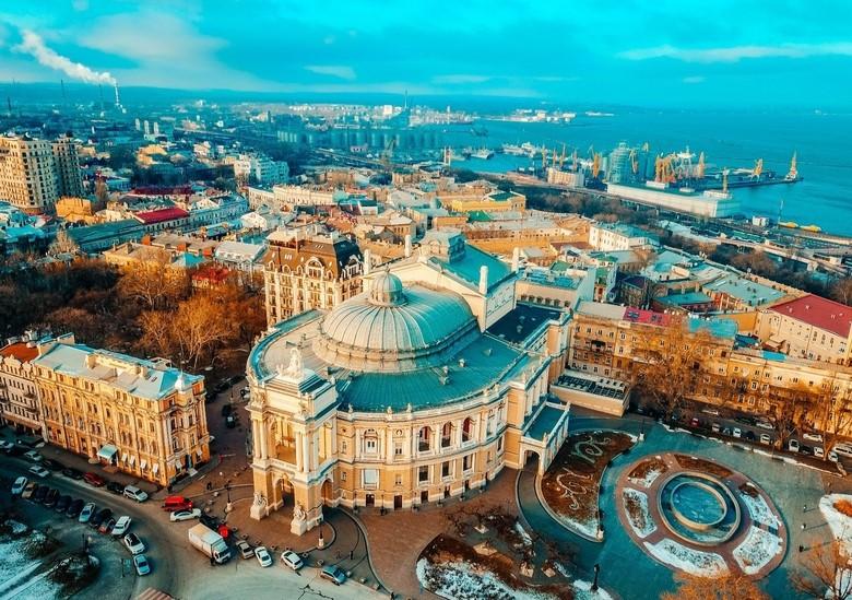 Odessa, czyli nadmorska perła...